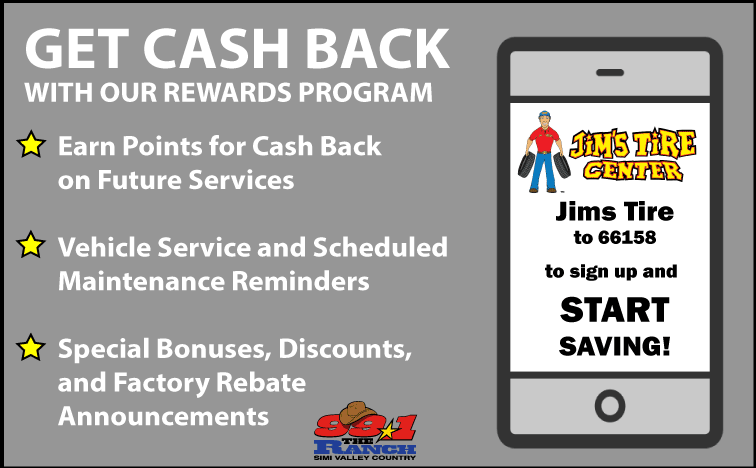 Jim's Rewards